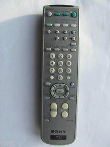 SONY RM Y180 REMOTE CONTROL HDTV KV 27FS100 32FS13H 32FS100 32FS200 36FS100