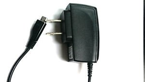 5v power charger (nar) = Samsung Sprint SPH M220 cell phone battery adapter plug