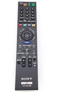 SONY REMOTE CONTROL RMT B103A - BLU RAY DVD BDPBX1 BDP S1000 BDPS5000 BDPS550