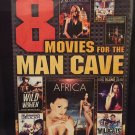8movie DVD Amazons,Africa,Wild Women,Amy Fisher,Delilah,Pray for the Wildcats
