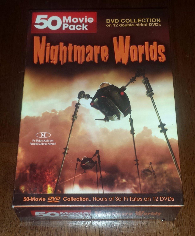 50movie DVD MANSTER COUNTERBLAST Idaho Transfer PANIC Nightmare Never Ends THEY
