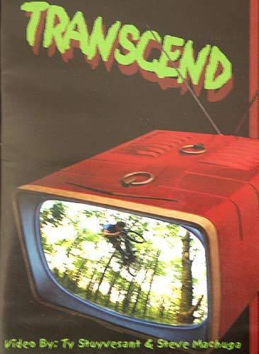 TRANSCEND DVD Sean Burns,Ryan Worcester,Dennis McCoy,Seth Holton,Jamie Bestwick