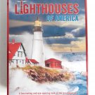 Lighthouse s of America DVD FIVE MILE,Neds Point,NUBBLE,Owls Head,JUDITH,MONTAUK