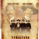 Tombstone DVD 2disc Kurt RUSSEL Val KILMER Powers BOOTHE Sam ELLIOTT Bill PAXTON