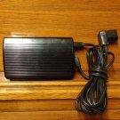 Foot Pedal Control electric ac wall plug SINGER genie 354 ZIG ZAG sewing machine
