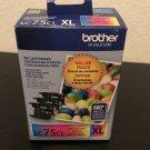 LC75CL XL tri color BROTHER ink Printer MFC J6910DW J6710DW J6510DW 5910DW J425W
