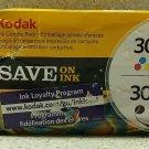 KODAK 30c color 30B black ink - ESP 3.2 ESP C110 C310 C31 all in one printer