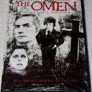 The Omen DVD widescreen 2004 2Disc Set Collectors Edtion RARE 1976 HORROR