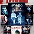 8Movie DVD 12hours Spooks & Creeps,IMMORTALITY,The Dead Outside,CURSED,BLINDNESS