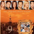 FRIENDS Ninth 9th Season Nine 9 DVD Jennifer ANISTON Lisa KUDROW Matthew PERRY