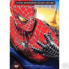 new sealed - Spider Man DVD Widescreen Deluxe 3Disc BOXED Edition Kirsten DUNST