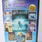 8Movie DVD 10hour The Journey,Meeksville Ghost,MERLIN The Return,Teen Sorcery