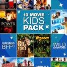 new - 10Movie DVD Bailey's Billions The Power Within Earth Minus Zero EZ Mony