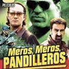 6movie LOS COMMANDOS DELINCUENTES DVD Agustin BERNAL Jorge ALDAMA Pedro VALMEN