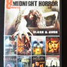 new  8movie 2Disc DVD SALVAGE Hide & Creep SHELTERED Deadfall Trail SLAUGHTERED