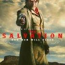 sealed new - The Salvation - DVD 2015 Mads Mikkelsen Eva Green Kristian Levring
