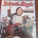 School Of Rock DVD Jack BLACK Joan CUSACK Sarah SILVERMAN Mike WHITE