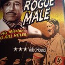 Rogue Male DVD color Peter O'Toole John Standing Frederic Raphael Clive Downer