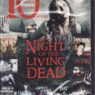 10movie DVD Night of Living Dead,Carnival of Souls PIRANA White Zombie MANIAC
