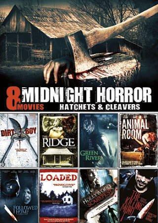 new  8Movie DVD Dirt Boy The Ridge LOADED Killing Mind Green River Followed Home
