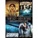 The Curse of King Tuts Tomb,The Poseidon Adventure,Merlins Apprentice,Blackbeard