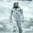 Interstellar Movie DVD Matthew McConaughey Anne Hathaway Michael Caine