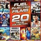 20Movie DVD 4Disc Set - KILLING CARS,SEAL TEAM VI,KILLING AFFAIR,CROSS MISSION