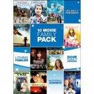 10Movie DVD 2Disc Set The Inheritance Baker's Hawk Little Girl Lost BURL IVES