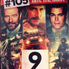 9movie DVD 14hrs MEN WITH GUNS,SEDUCED,CON GAMES,TUSKS,STREET CORNER,AIRBORNE