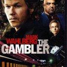 The Gambler DVD 2014 Mark Wahlberg John Goodman Jessica Lange Brie Larson