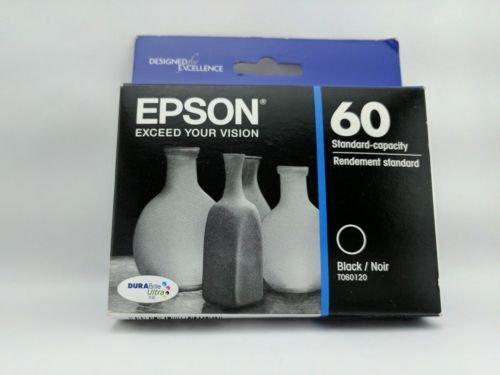 Epson T0601 BLACK ink jet printer c68 c88 cx7800 cx4800 cx3800 cx5800f to601 60