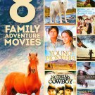 8Movie 11hr DVD Time of the Wolf,Young Pioneers,HARVEST,Seven Alone,RYAN GOSLING