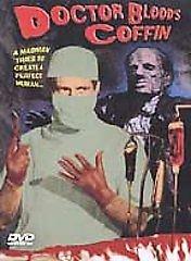 Doctor Blood's bloods Coffin DVD 2002 color 92 min. Kieron MOORE Sidney FURIE