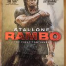 Rambo DVD 2Disc SPECIAL EDITION Julie BENZ Matthew MARSDEN Paul SCHULZ Tim KANG