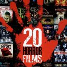 20Movie DVD - SIDESHOW,SHACKLED,GRIM,SEED PEOPLE,DEADLY INSTINCTS,LURKING FEAR
