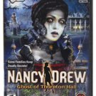 sealed - NANCY DREW Ghost of Thornton Hall DVD-Rom Mystery Game HER INTERACTIVE