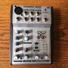 no power supply - Behringer Eurorack UB502 studio preamp ultra low noise mixer