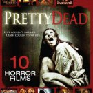 10movie DVD The SACRED,BUNNYMAN,The LIGHTS,BLACKWATER,PELT,OCCUPIED,Pretty Dead