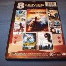 8movie DVD Code Name DANCER,Little Assassin,HANGMEN,Sandra BULLOCK Cate CAPSHAW