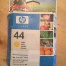 44 HP Yellow ink - DesignJet 350c 450c 455ca 488ca 750 750c plus 755cm printer