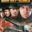 Company of Heroes DVD Tom Sizemore,Jurgen Prochnow,Vinnie Jones,Chad Collins