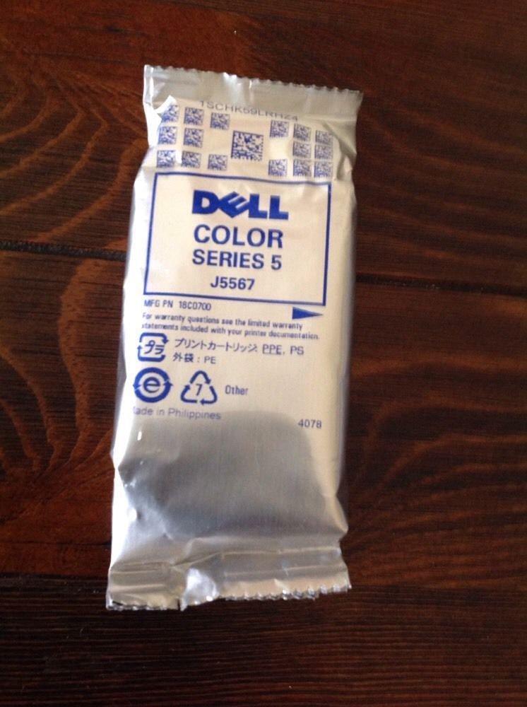 Dell Series 5 J5567 color Ink cartridge printer 922 924 942 944 946 962 964 PSC