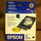 Epson T0441 BLACK Ink jet C64 C66 C84 C86 stylus printer copier TO441 T044120