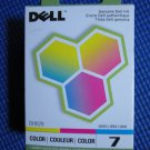 Dell Series 7 PK188 DH829 tri Color Ink Jet Cartridge 966 968 968W printer model