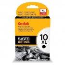 KODAK 10B XL black ink - ESP 3250 ESP 5210 ESP 5250 ESP 7250 all in one printer