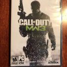 new - Call of Duty MW3 Modern Warfare 3 PC Windows 7 game - MATURE SHOOTER ONLY