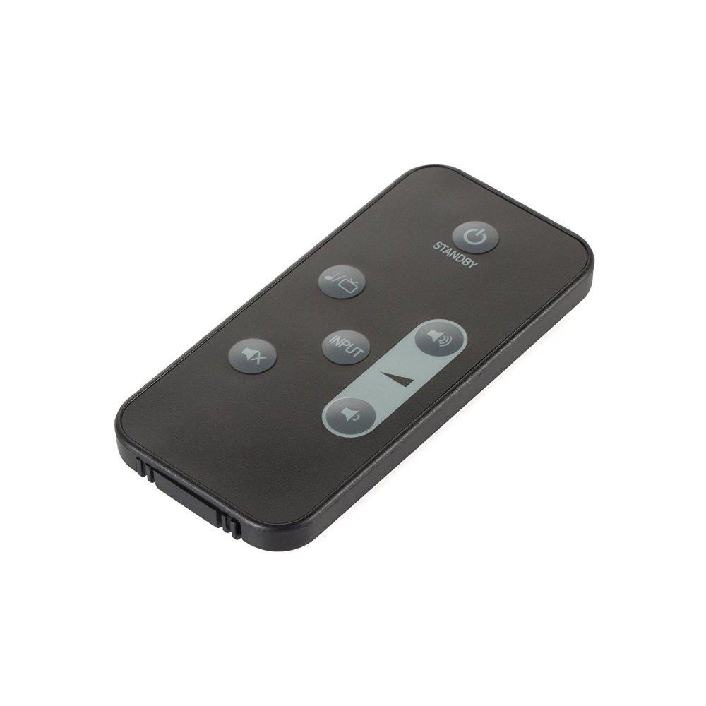 Remote Control for = Boston Acoustics subwoofer TVee 26 SoundBar TVee 10 speaker