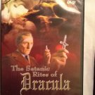 The Satanic Rites of Dracula DVD Christopher Lee,Peter Cushing,Joanne Lumley