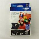 LC71BK BROTHER black ink jet - Printer MFC J835DW J825DW J625DW J435DW J430W