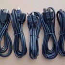 5 FIVE 6ft HDMI cable 1080P cord DirecTV,PS4,BlueRay,Dish Network,wire plug,HDTV